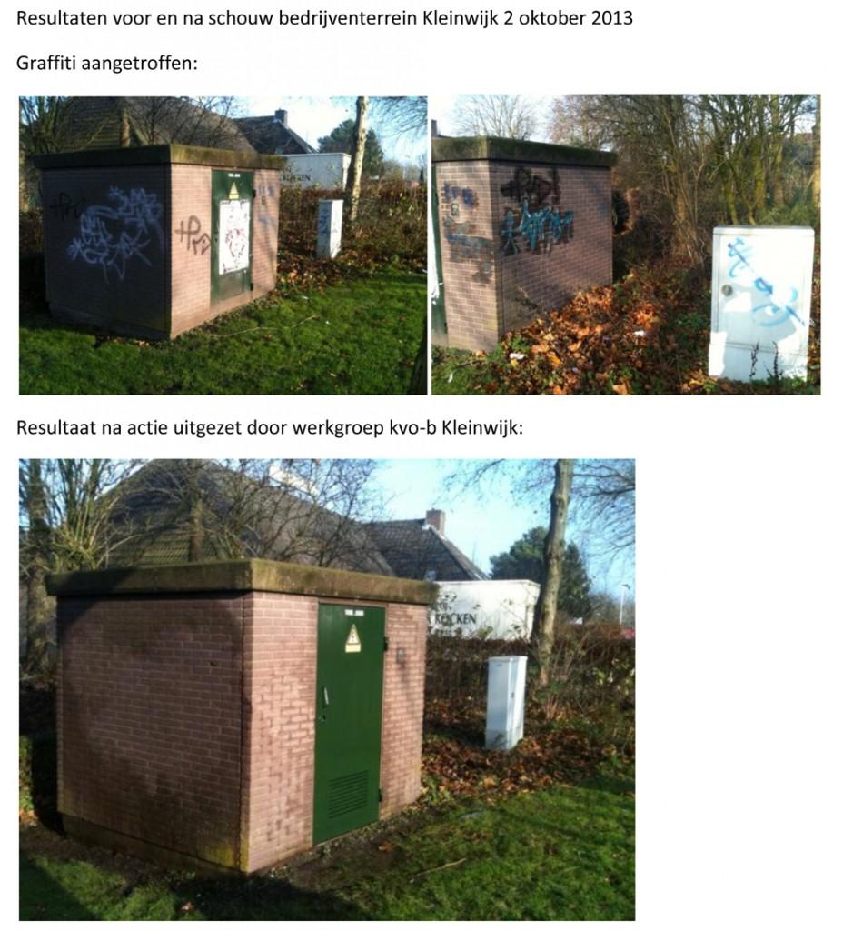 Resultaten-voor-en-na-schouw-bedrijventerrein-Kleinwijk-2-oktober-2013